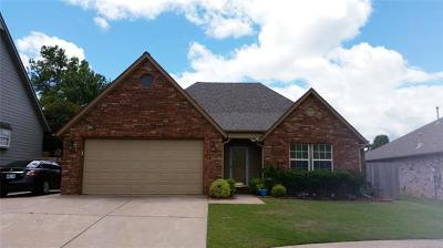 Jenks Single Family Home For Sale: 1238 W 114th Court S