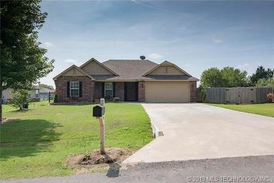 Collinsville Single Family Home For Sale: 11220 E 138th Street North
