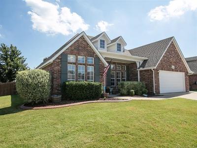 Jenks Single Family Home For Sale: 12515 S Date Street