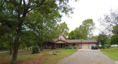 Single Family Home For Sale: 14718 County Road 3400