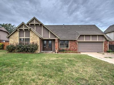 Tulsa Single Family Home For Sale: 6416 S 110th East Avenue