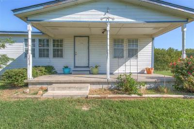 Collinsville Single Family Home For Sale: 10905 E 136th Street North