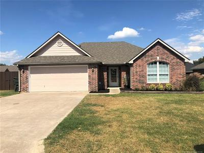Claremore Single Family Home For Sale: 1500 Pheasant Circle