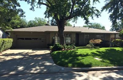 Tulsa Single Family Home For Sale: 4709 S Toledo Avenue