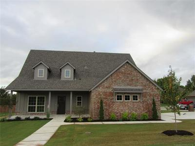 Claremore Single Family Home For Sale: 8340 Overlook Trail