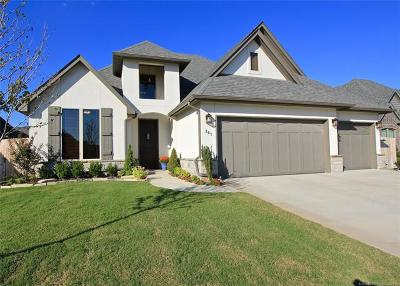 Jenks Single Family Home For Sale: 207 E 128th Place S