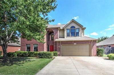 Broken Arrow Single Family Home For Sale: 1337 N Willow Avenue #9142