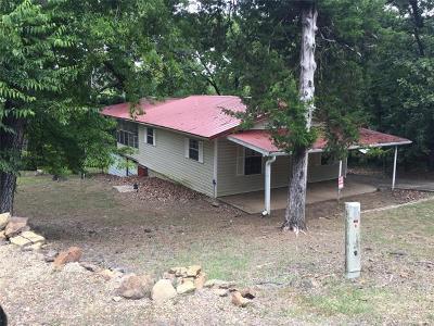 Stigler Single Family Home For Sale: 209 W Bk 1760 Street