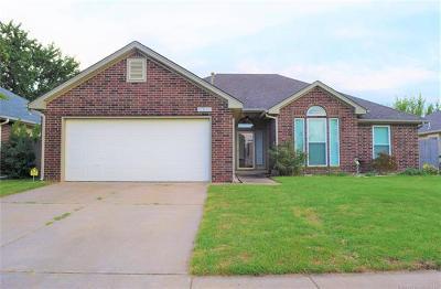 Glenpool Single Family Home For Sale: 1026 E 133rd Street