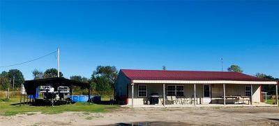 Stigler Single Family Home For Sale: 309 E Bk 1204 Road