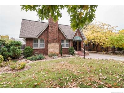 Tulsa Single Family Home For Sale: 1911 S Delaware Place