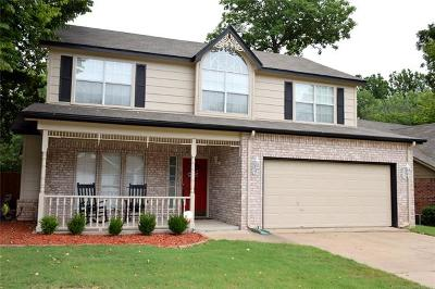 Broken Arrow Single Family Home For Sale: 115 S Redbud Place