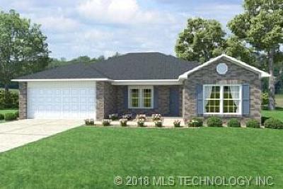 Broken Arrow Single Family Home For Sale: 2717 E Quincy Street