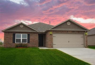 Tulsa Single Family Home For Sale: 3722 S 152nd Avenue E
