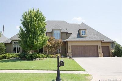 Broken Arrow Single Family Home For Sale: 6009 W Twin Oaks Street