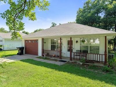 Claremore Single Family Home For Sale: 607 S Florence Avenue