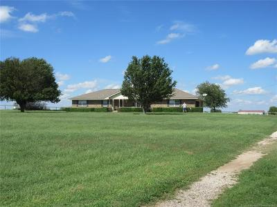 Single Family Home For Sale: 11300 County Road 1620