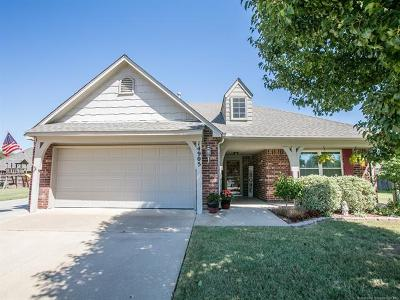 Owasso Single Family Home For Sale: 14905 E 87th Place North