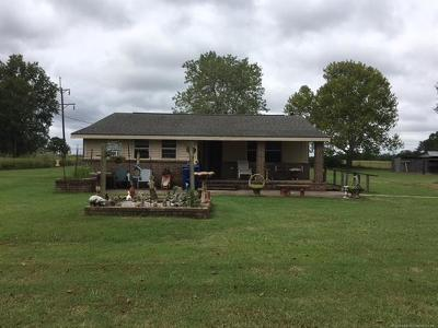 Muldrow Single Family Home For Sale: 703 Gibbons Lane