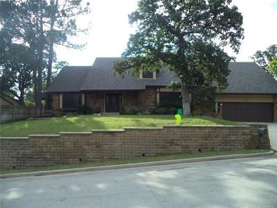 Tulsa Single Family Home For Sale: 7002 S Delaware Place