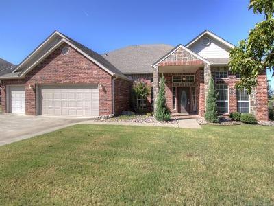 Owasso Single Family Home For Sale: 8304 N 101st East Avenue