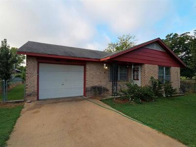 Catoosa Single Family Home For Sale: 528 Chief Stand Waite Lane