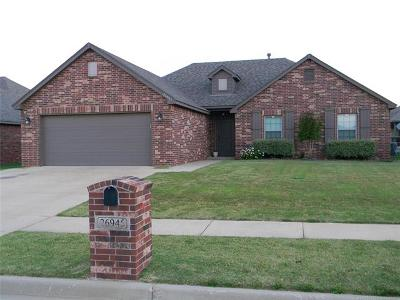 Coweta Single Family Home For Sale: 26945 E 142nd Place S