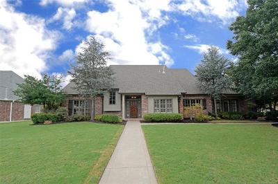 Tulsa Single Family Home For Sale: 5523 E 107th Street