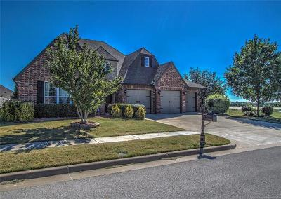 Bixby Single Family Home For Sale: 13507 S 20th Street East