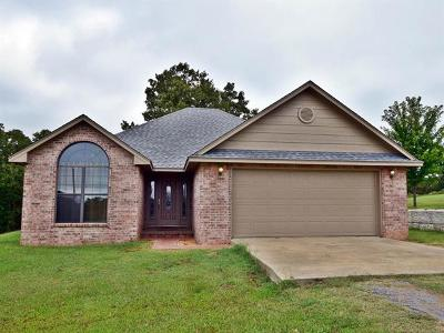 Fort Gibson Single Family Home For Sale: 11384 W Joyce Lane