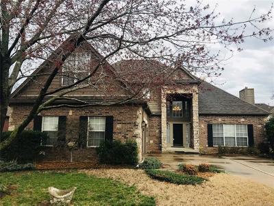 Broken Arrow Single Family Home For Sale: 517 E Ocala Street