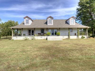 Oologah Single Family Home For Sale