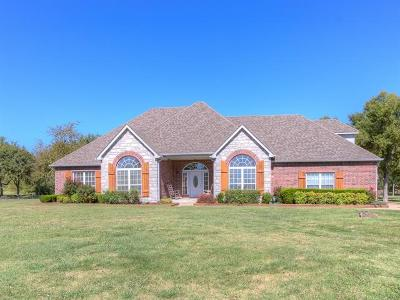 Sapulpa Single Family Home For Sale: 6491 Lense Iv Court