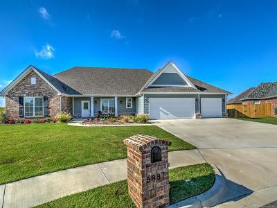 Bartlesville Single Family Home For Sale: 5887 Ohio Court