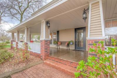Claremore Single Family Home For Sale: 11962 Hickory Lane