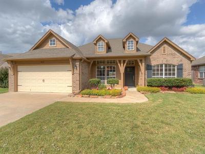 Bixby Single Family Home For Sale: 4609 E 143rd Street S