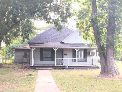 Nowata Single Family Home For Sale: 236 S Cedar Street