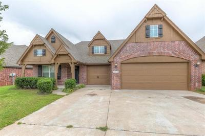 Jenks Single Family Home For Sale: 3616 W 106th Street S
