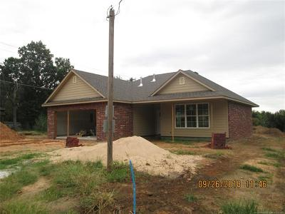 Fort Gibson Single Family Home For Sale: 300 S East Street