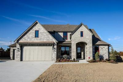 Owasso Single Family Home For Sale: 14305 E 95th Street N