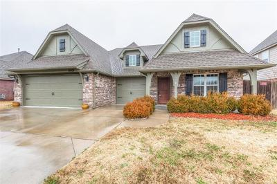 Owasso Single Family Home For Sale: 15903 E 91st Street North