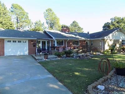 Single Family Home For Sale: 801 Country Club Drive