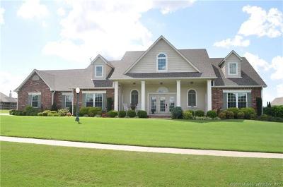 Claremore Single Family Home For Sale: 19376 S Fieldstone Drive