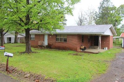 Heavener Single Family Home For Sale: 301 W Avenue G Avenue