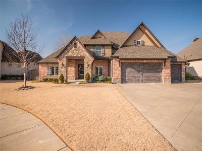 Bixby Single Family Home For Sale: 13442 S 65th East Place