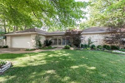 Tulsa Single Family Home For Sale: 3254 E 75th Street