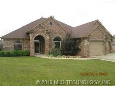 Fort Gibson Single Family Home For Sale: 1455 Manor Court