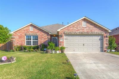 Bixby Single Family Home For Sale: 8627 E 127th Street