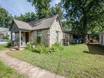 Tulsa Single Family Home For Sale: 111 N 36th West Avenue