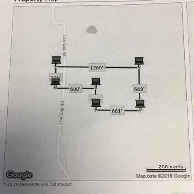 Sallisaw Residential Lots & Land For Sale: 4668 Road